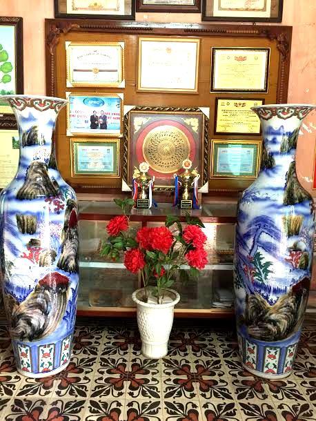 Hiện nhà thờ họ Dương là công trình kiến trúc cổ có giá trị và được Nhà nước xếp hạng Di tích cấp quốc gia.